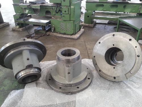 Shaft Seal Bed