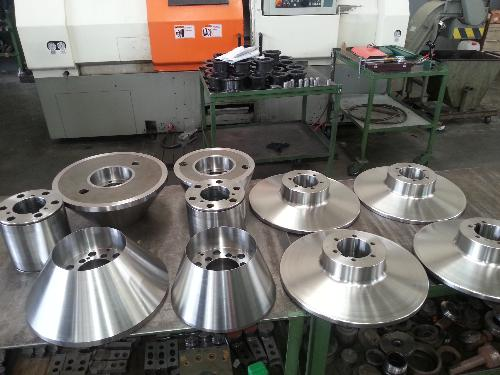 Pipe Machine Pulley